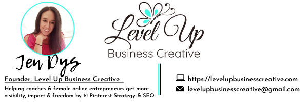 Pinterest Marketing & Pinterest Strategy for Online Coaches and Female Entrepreneurs