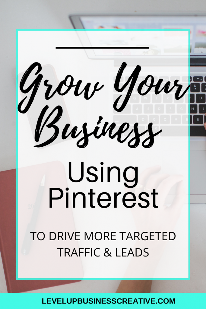 Grow your business using Pinterest Marketing and Pinterest for business strategies to generate leads for your business. If you want to attract your dream clients or fill your programs, Click to learn top strategies to grow your business using Pinterest. Drive more traffic, get more leads and increase your sales. #growyourbusiness #pinterestmarketing #pinterestforbusiness #pinterestforcoaches